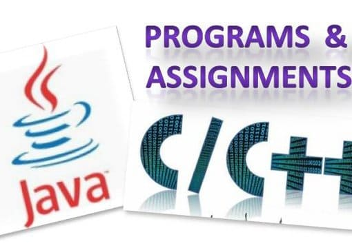 CERTIFICATE IN C++ & JAVA PROGRAMMING
